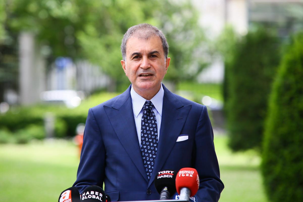 Ömer Çelik: 'Saldırı bölge barışı için tehdittir'
