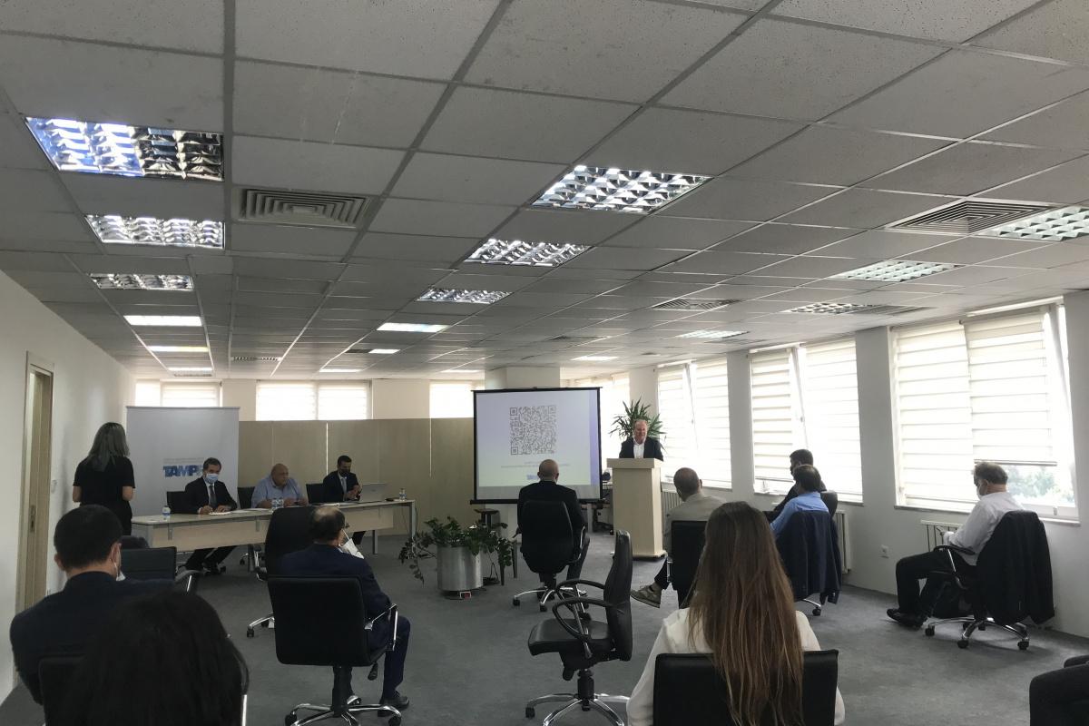 TAMPF Yönetim Kurulu Başkanlığı'na Alp Önder Özpamukçu yeniden seçildi