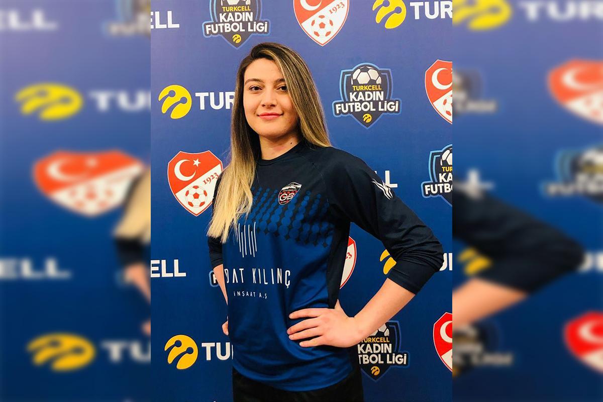 İrem Pehlivan, Kadın A Milli Futbol Takımı'na davet edildi