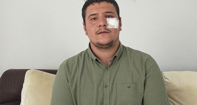 Saldırıya uğrayan İHA muhabiri Akşeneri yalanladı