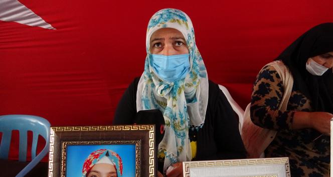 Evlat nöbetindeki anne Akkuş HDP ve PKKya ateş püskürdü