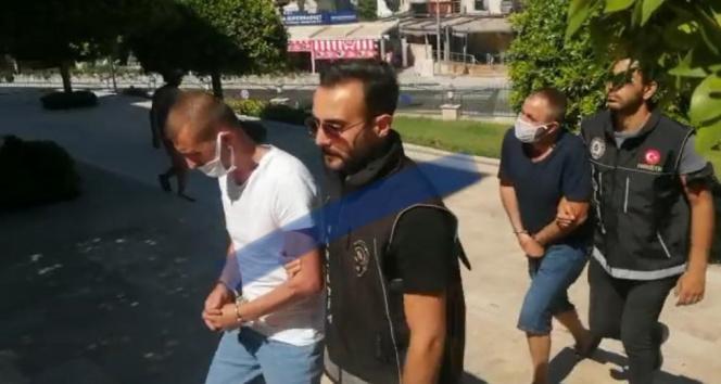 Marmariste zehir tacirleri tutuklandı