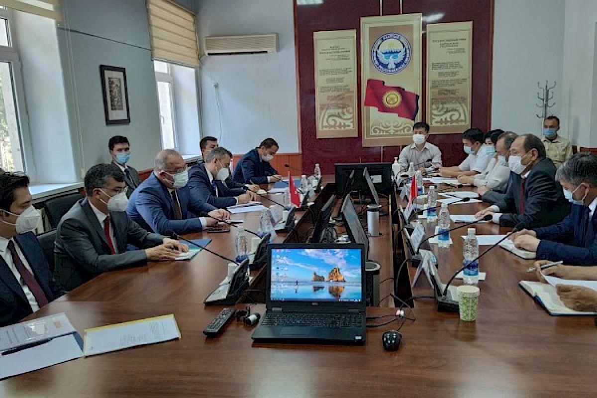 Kırgız-Türk Dostluk Hastanesi yakında açılıyor