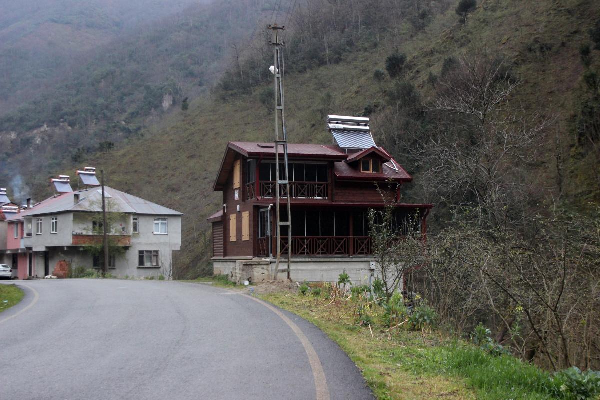 Tosuncuk'un memleketine yaptırdığı villanın kaçak olduğu ortaya çıktı