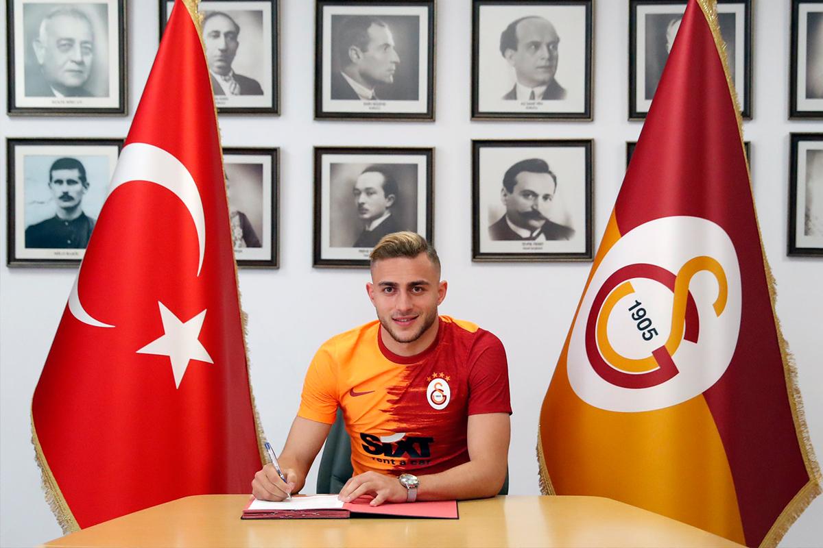 Barış Alper Yılmaz Galatasaray'da