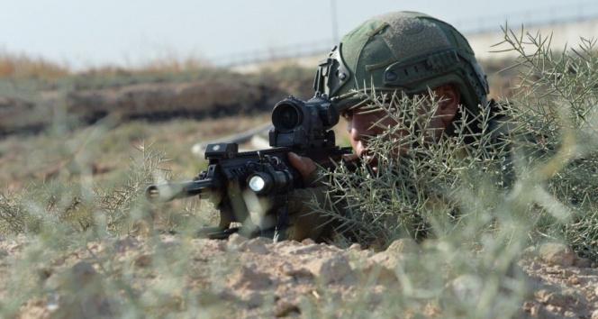 Barış Pınarı bölgesinde 4 PKK/YPGli terörist etkisiz hale getirildi