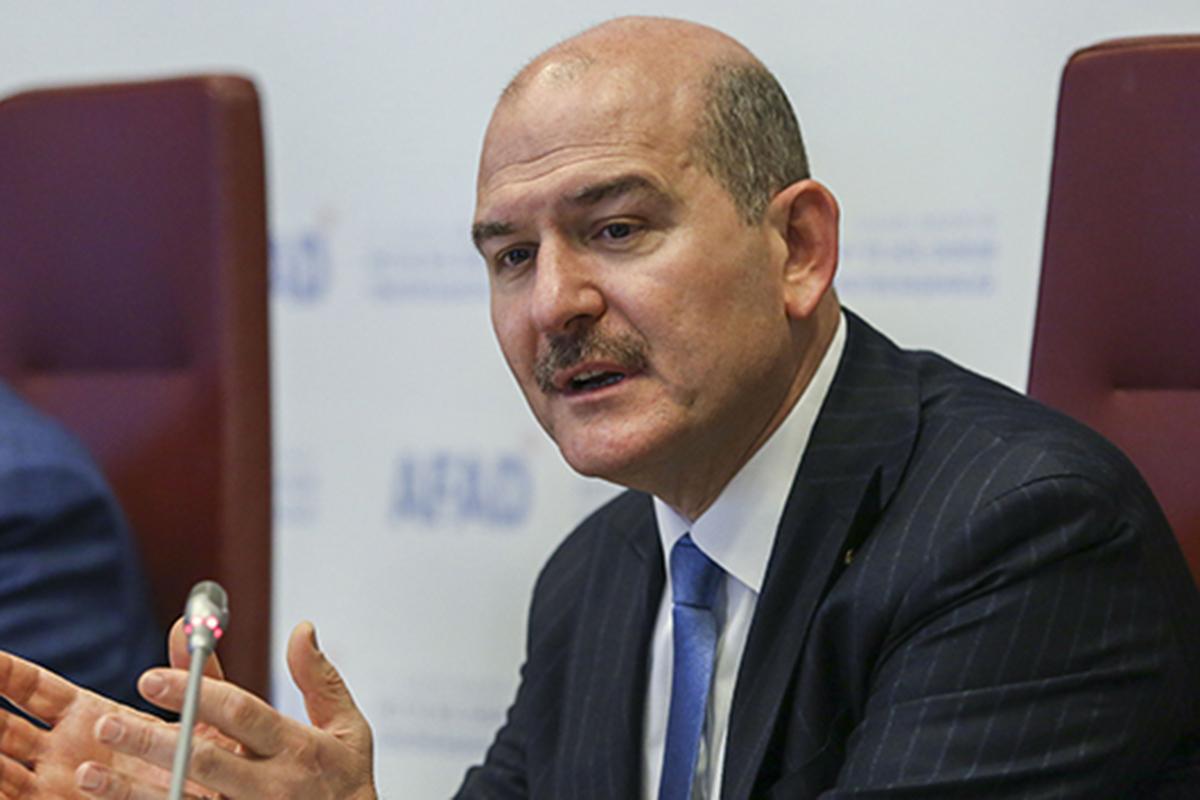 İçişleri Bakanı Soylu: 'Van, Mardin ve Hakkari'de 6 terörist etkisiz hale getirildi'