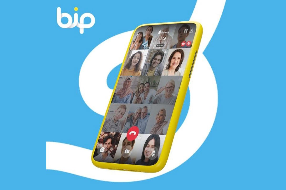 Bip'te grup görüntülü görüşmelerdeki desteklenen kişi sayısı 15'e çıktı
