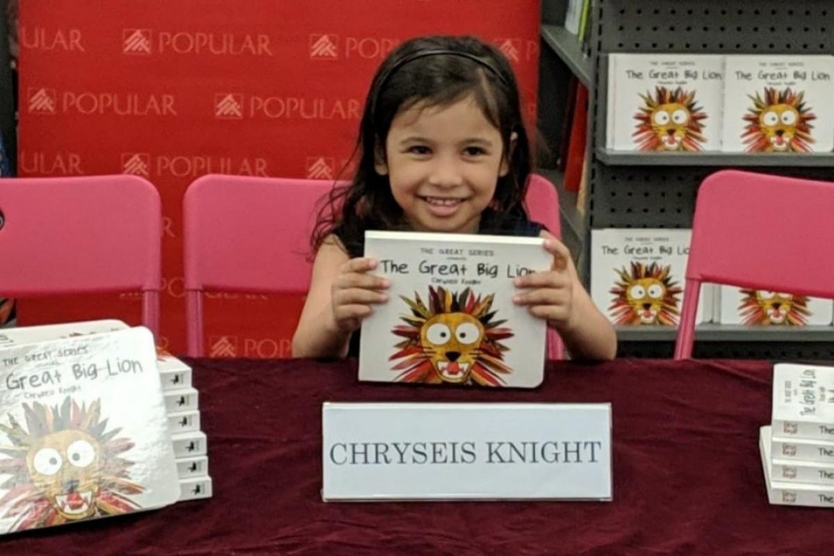 Hindistan'ın en genç yazarı: 3 yaşında kitap yazdı