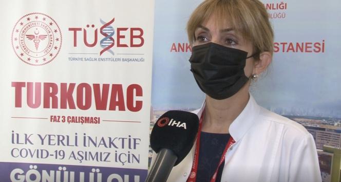 Bilim Kurulu Üyesi Prof. Dr. Günerden yerli aşı açıklaması