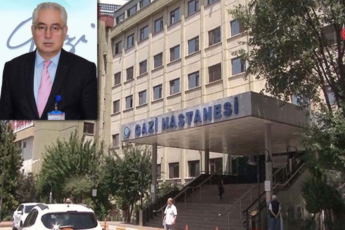 Başkent'te hastanede dehşet: Hastane müdürü makamında bıçaklandı!