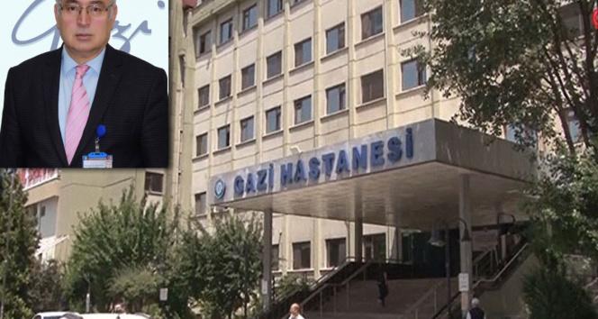 Başkentte hastanede dehşet: Hastane müdürü makamında bıçaklandı!