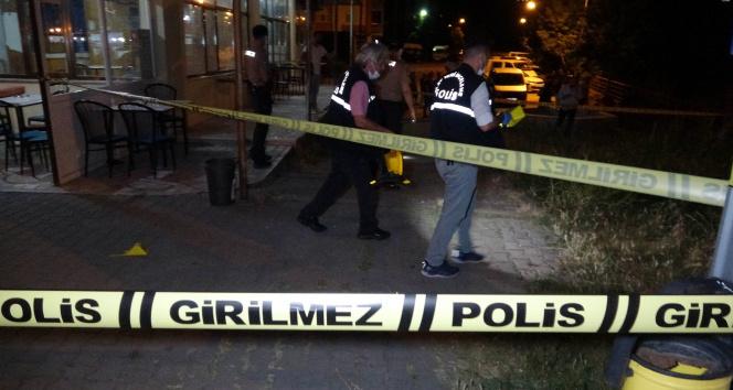Samsunda silahlı saldırı: 1 ölü, 1i ağır 3 yaralı