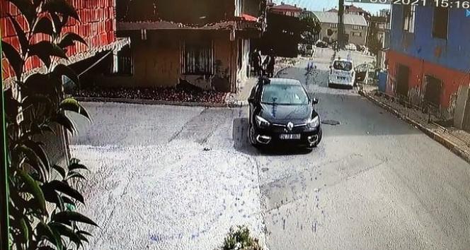 Pendikte kiraladığı araçla hırsızlık yaptı
