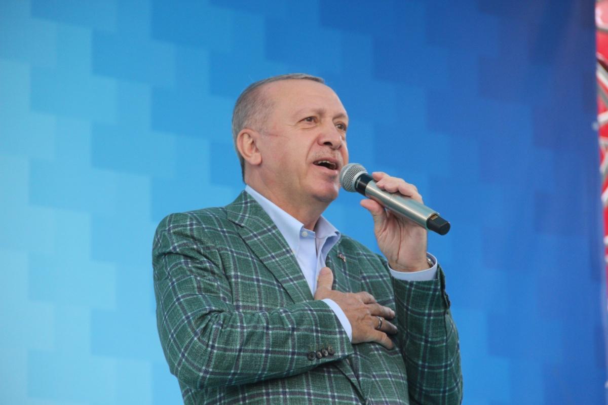 Cumhurbaşkanı Erdoğan: 'Rize afet bölgesi ilan edilecek'