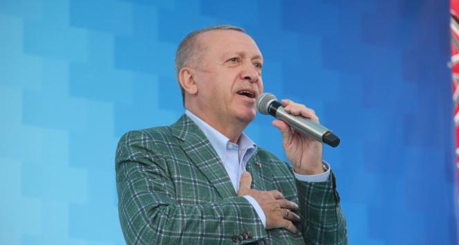 Cumhurbaşkanı Erdoğan: Rize afet bölgesi ilan edilecek