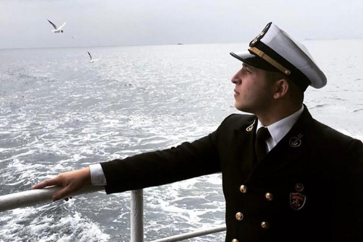 Genç kaptan gemide geçirdiği kaza sonrası hayatını kaybetti