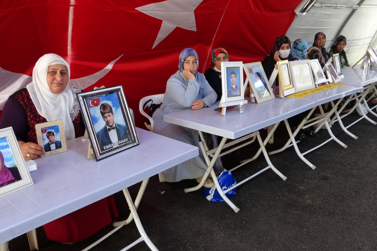Evlat nöbetindeki aileler Kurban Bayramına hüzünlü giriyor