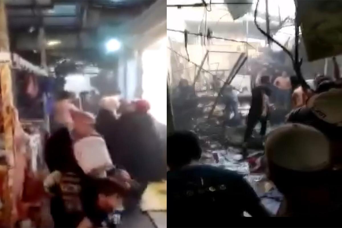 Bağdat'ta patlama: 33 ölü