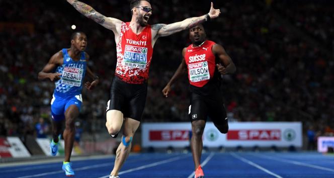 Milli atletler Tokyoda madalya peşinde