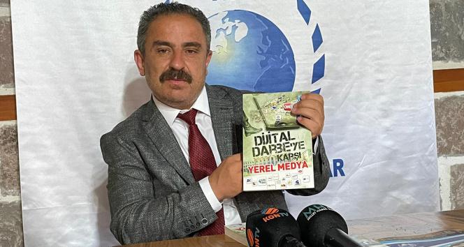 AYD Başkanı Burhandan İletişim Başkanı Altunun açıklamasına destek