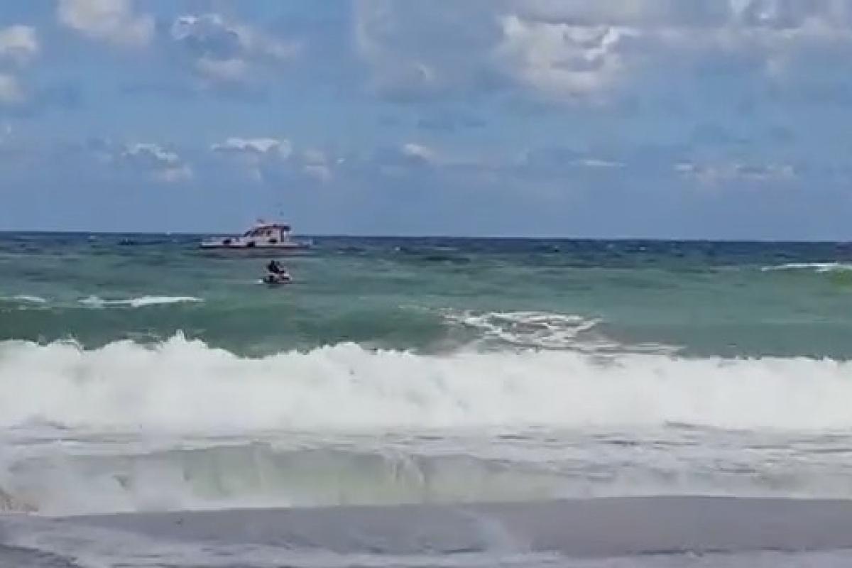 23 yaşındaki genç, girilmesi yasaklanan denizde kayboldu