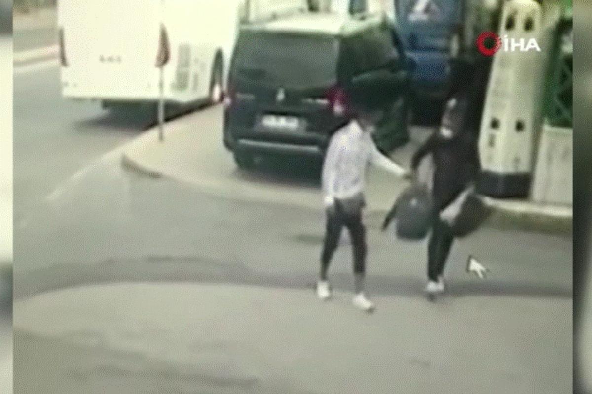 Ukraynalı turistlere hırsızlık şoku