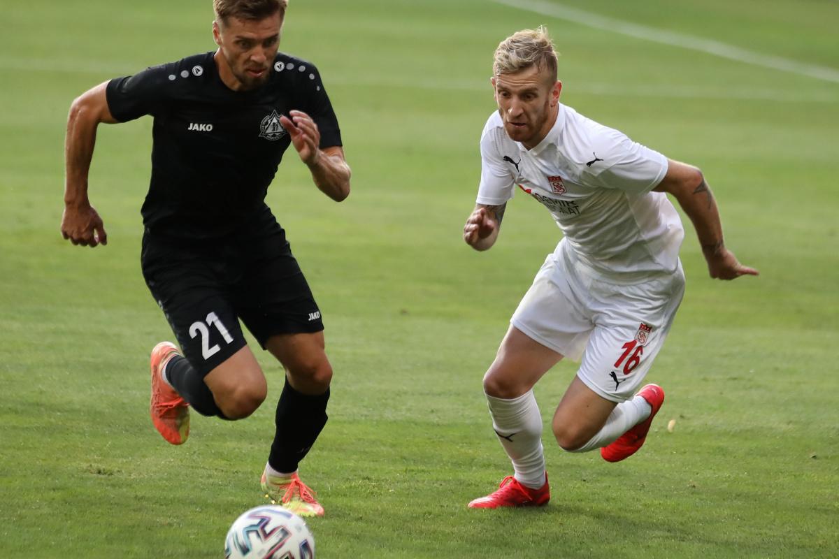 UEFA Avrupa Konferans Ligi: Petrocub: 0 - Sivasspor: 1