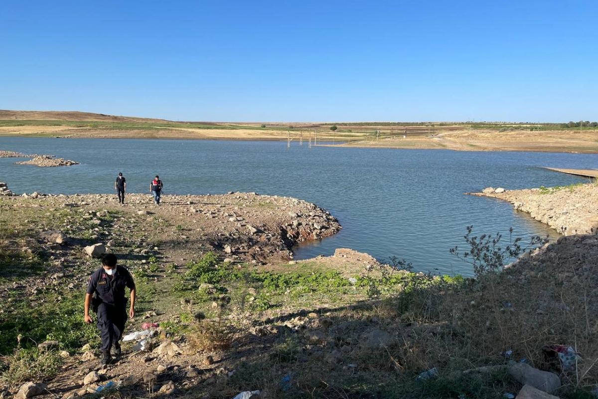Şanlıurfa'da 3 kardeş barajda akıntıya kapıldı