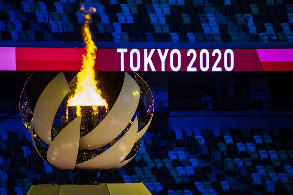 Tokyo Olimpiyatları Covid-19 salgını gölgesinde resmen başladı