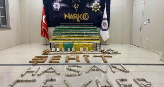 Bakan Soylu: Hakkaride 449 kilogram eroin ele geçirildi