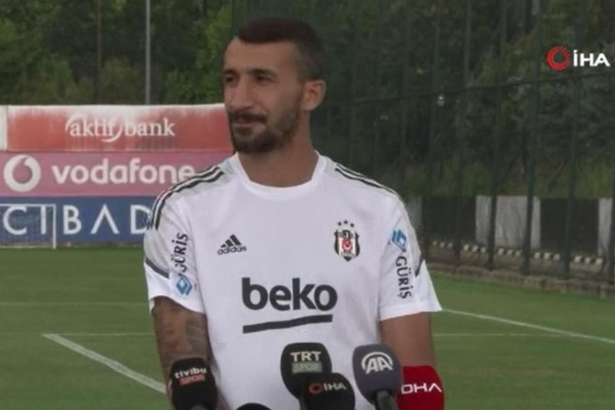 Mehmet Topal: 'Sergen hocam buraya gelmemi çok istedi'