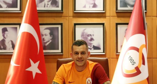 Alexandru Cicaldau Galatasarayda!