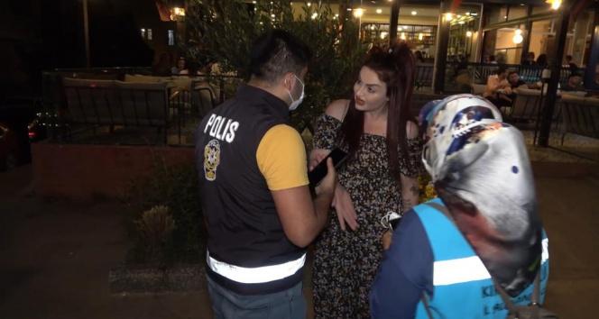Israrla maske takmak istemeyince yaz cezamı dedi: Bin 50 lira ceza uygulandı