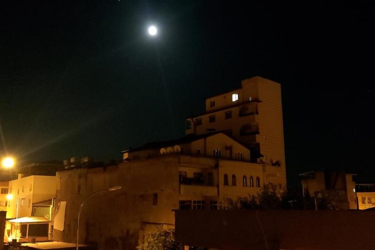 Osmaniye'deki deprem İslahiye'de paniğe sebep oldu