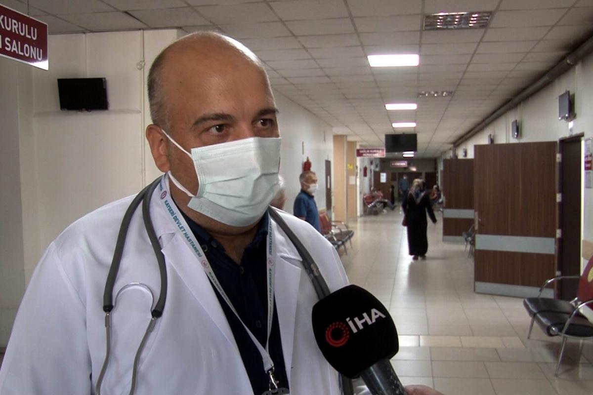 Doç. Dr. İsmail Altıntop: 'Feraha çıkmak için aşı olun'
