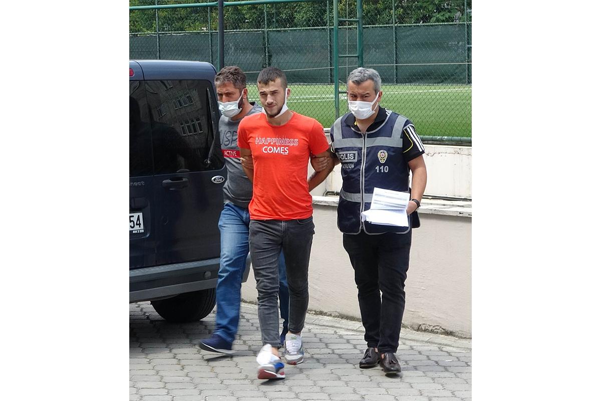 Samsun'daki silahla yaralama şüphelisi tutuklandı