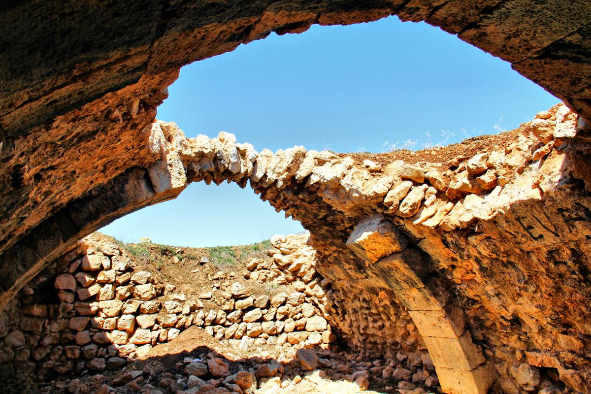 Tarihi İpek Yolu üzerindeki 'Kuruhan' restore edilmeyi bekliyor