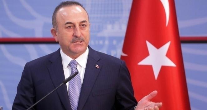Bakan Çavuşoğlu: Başka ülkelerin yardım etmesinden incinmeyiz