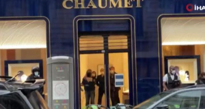Paristeki ünlü kuyumcuya soygun şoku: 2 milyon euroluk mücevher çalındı