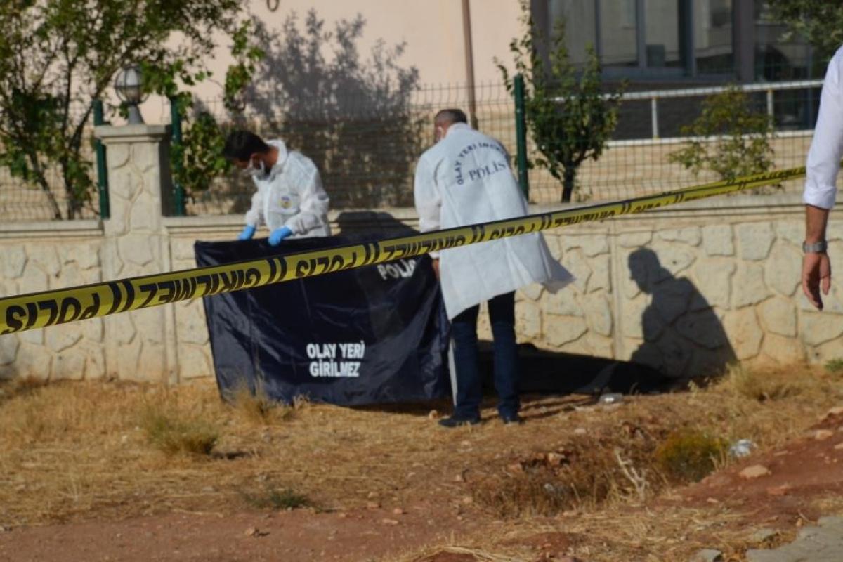 Yağmur'un katil zanlısı cinayet mahalline getirilip olay yeri teşhis ettirildi
