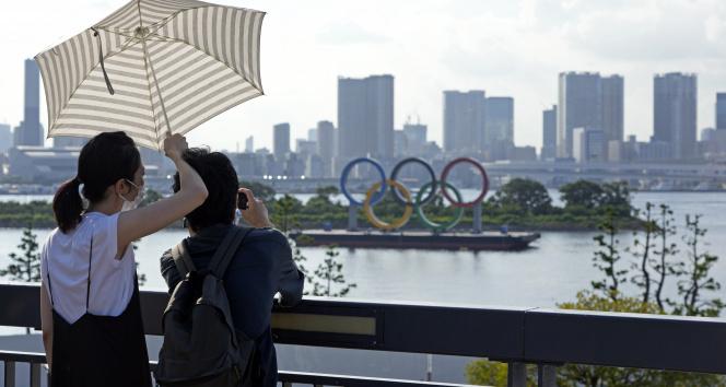 Tokyo Olimpiyatlarında korona virüs vaka sayıları artıyor