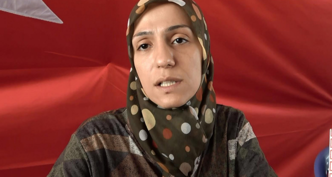 Evlat nöbeti tutan Ayşegül Biçerin oğlu, PKKdan kaçarak teslim oldu