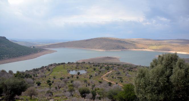 İzmirde en yüksek doluluk Güzelhisar Barajında