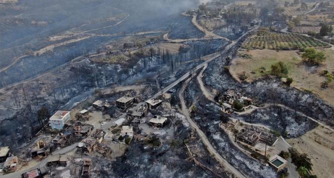 Manavgattaki yangında hayatını kaybedenlerin sayısı 3e yükseldi