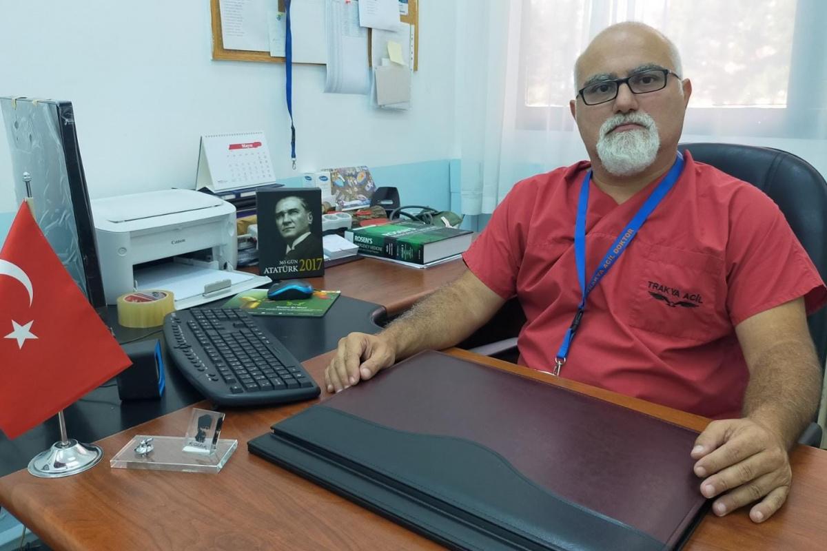 Acil Tıp Ana Bilim Dalı Başkanı Dr. Sayhan: 'Bu saatlerde dışarı çıkmayın, ölümcül olabilir'