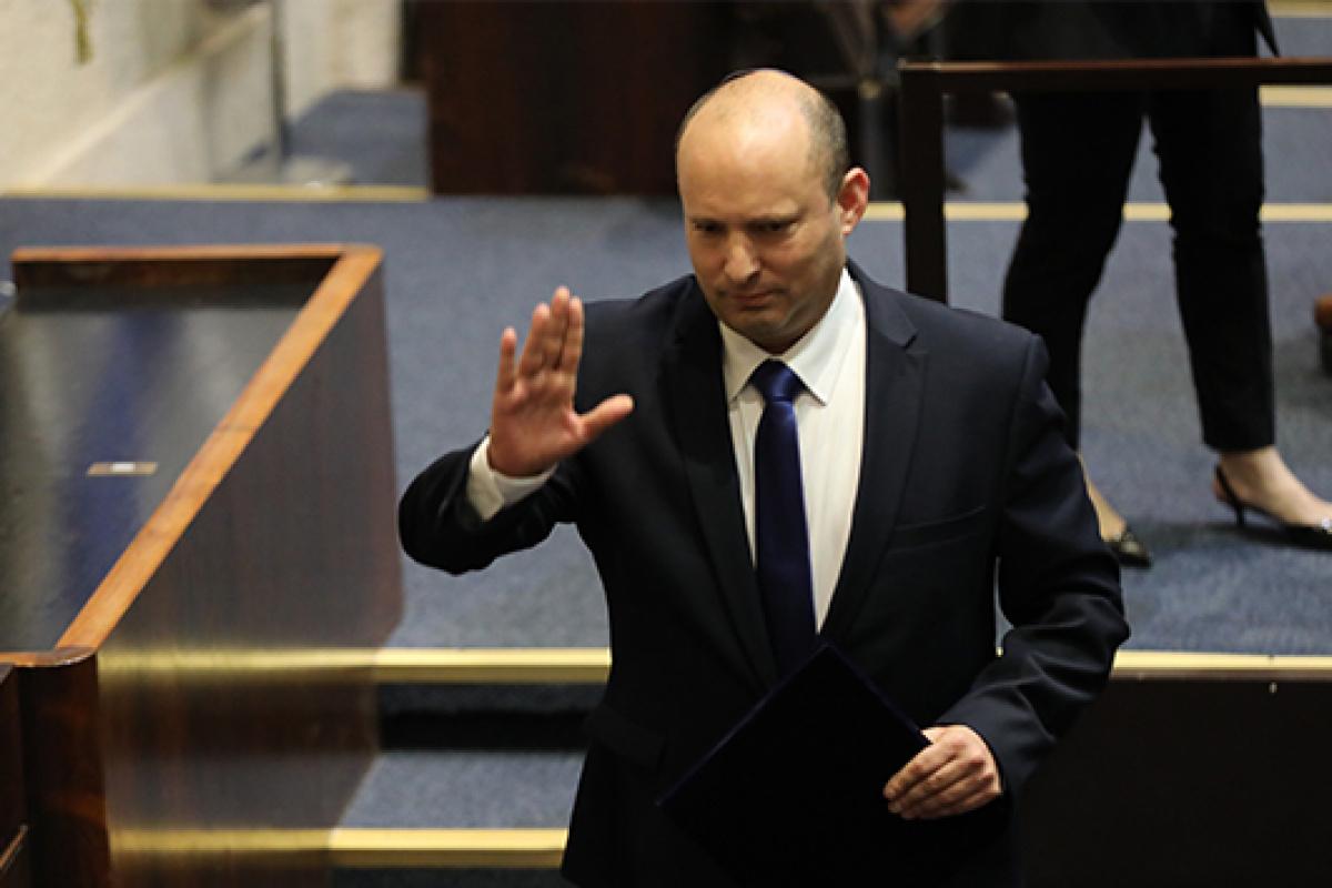 İsrail Başbakanı Bennett, 60 yaş üstü vatandaşların haftaya 3. doz Covid-19 aşısı olabileceğini duyurdu