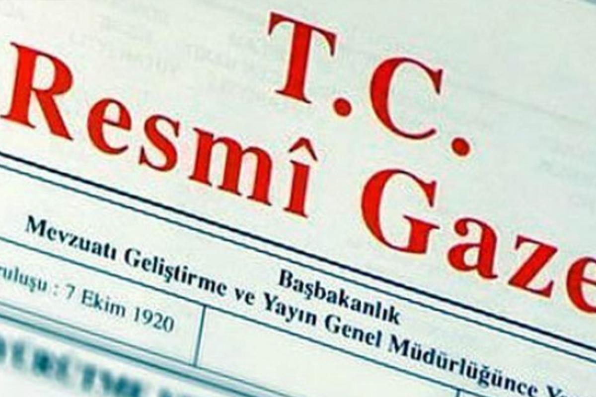 Mehmet Ali Yekta Saraç'ın Cumhurbaşkanı Başdanışmanlığına atanmasına ilişkin karar Resmi Gazetede