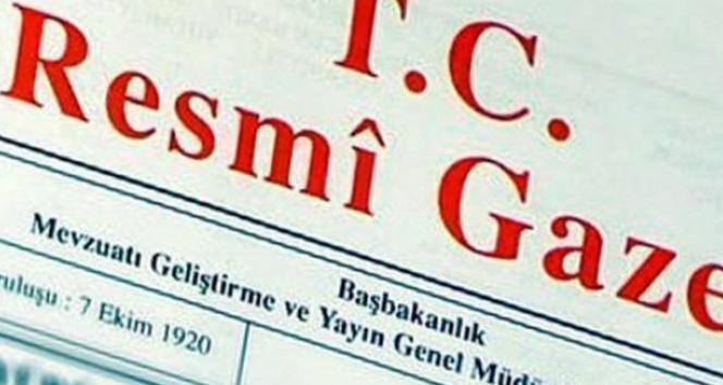 Mehmet Ali Yekta Saraçın Cumhurbaşkanı Başdanışmanlığına atanmasına ilişkin karar Resmi Gazetede