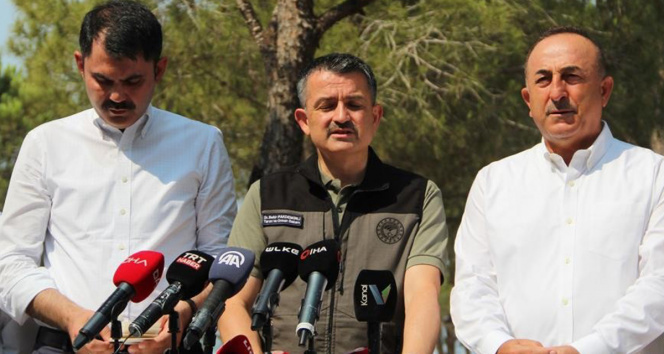 Bakan Çavuşoğlundan sabotaj iddiası üzerine yaşanan linç girişimine yönelik açıklama